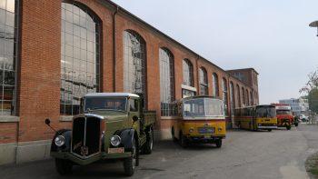 Permalink zu:Saurer Museum DEPOT